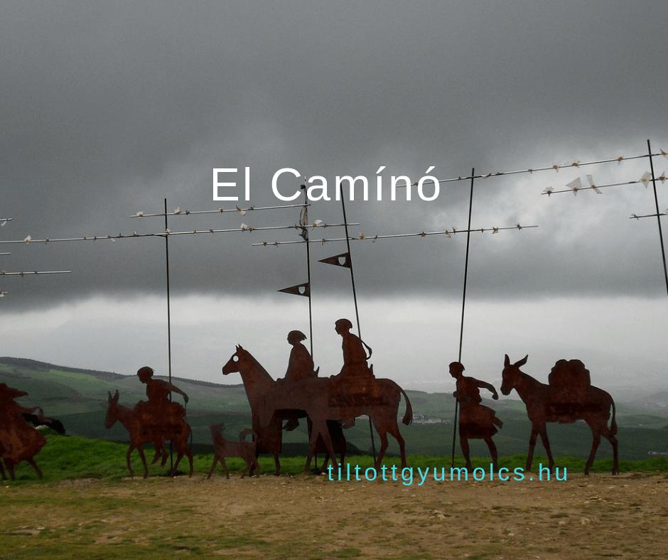 El Camino; Szent Jakab zarándokút - Tiltott gyümölcs