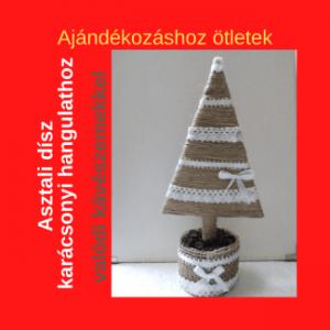 Karácsonyi ajándékozáshoz ötletek - 2020.
